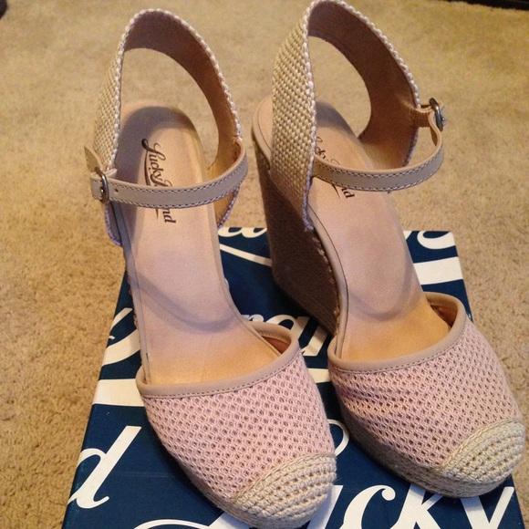 524d349f8169e9 Lucky Brand Shoes - Womens size 9M Lucky Brand LK-Reandra